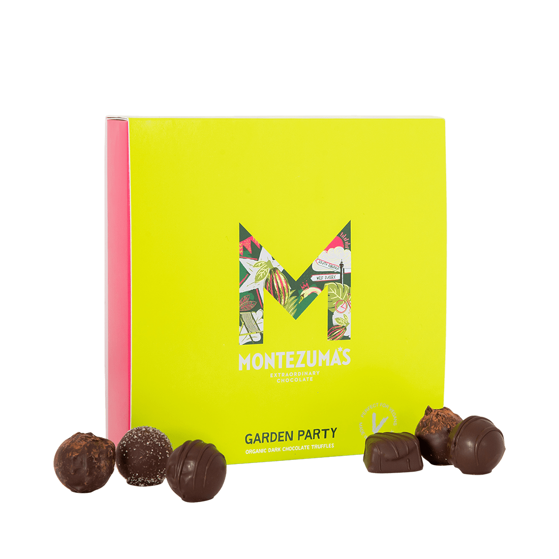 GARDEN PARTY TRUFFLES