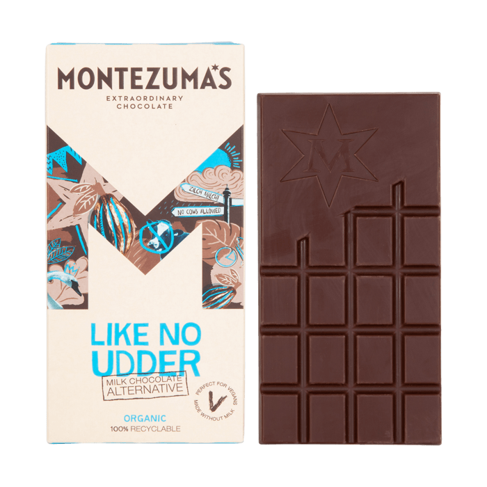 Vegan Milk Alternative Chocolate