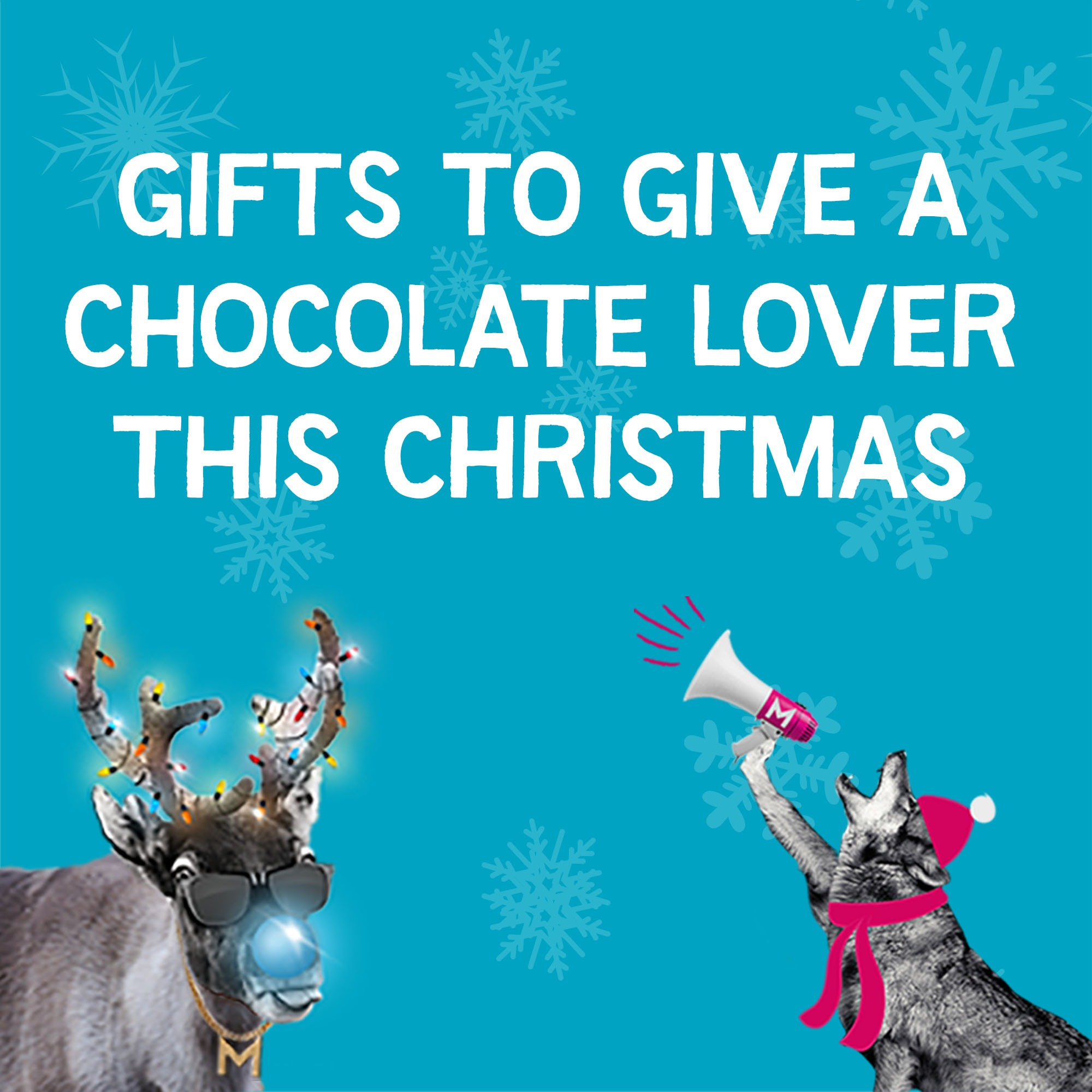 Gifts to Give a Chocolate Lover this Christmas