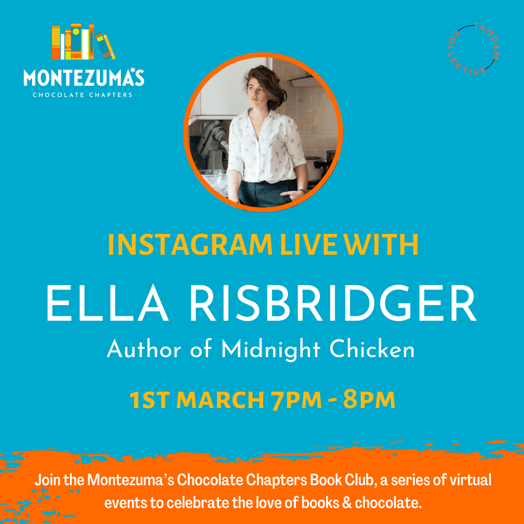 Chocolate Chapters with Ella Risbridger