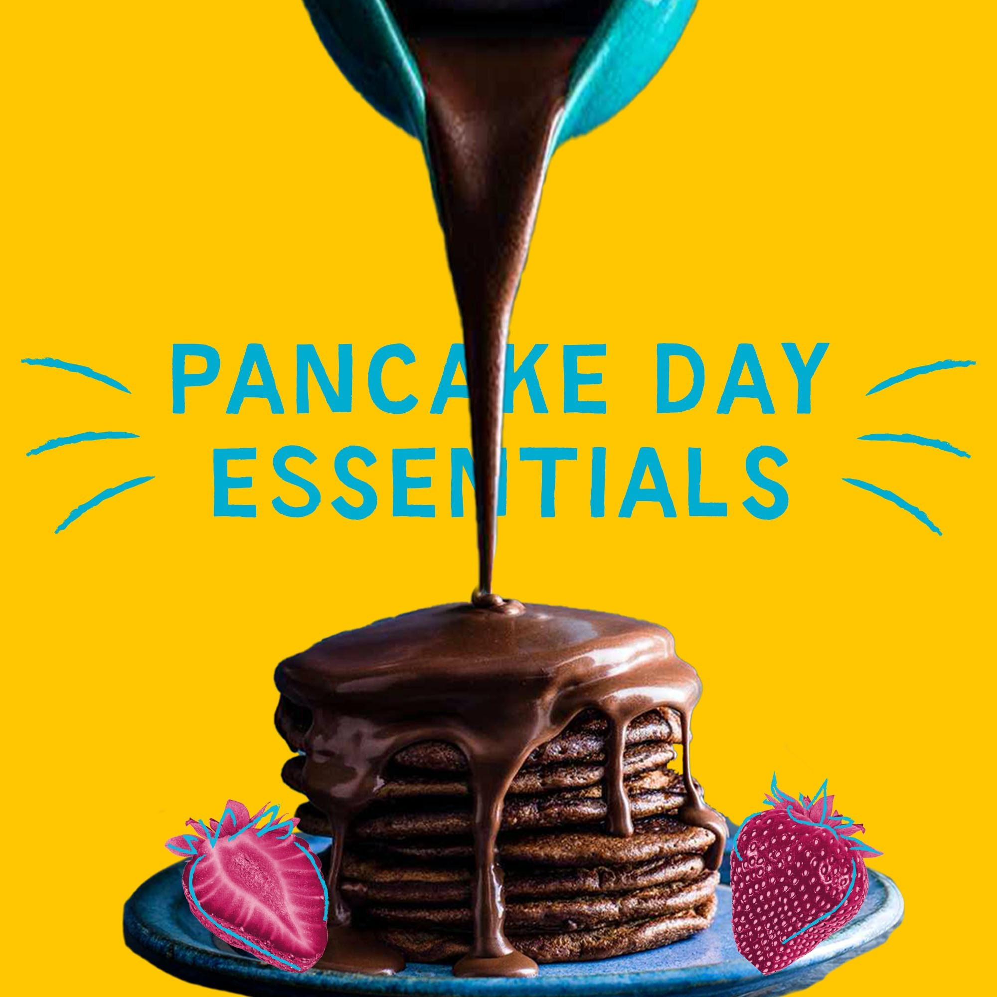 Pancake Day Inspirations