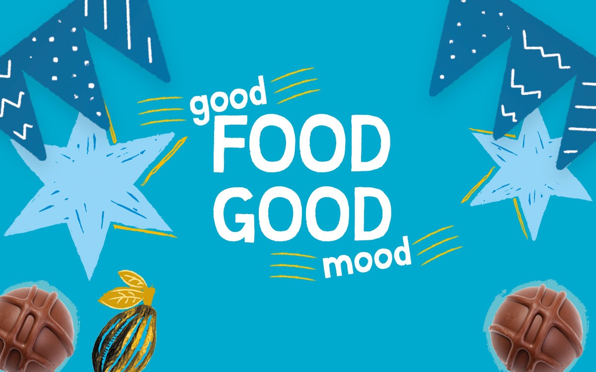 Good food, Good Mood!