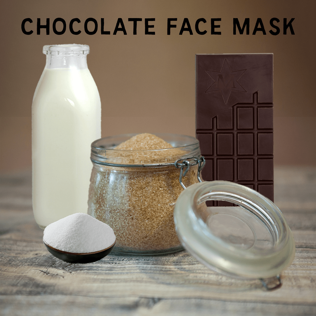 Galentine's Day Face Mask Recipe