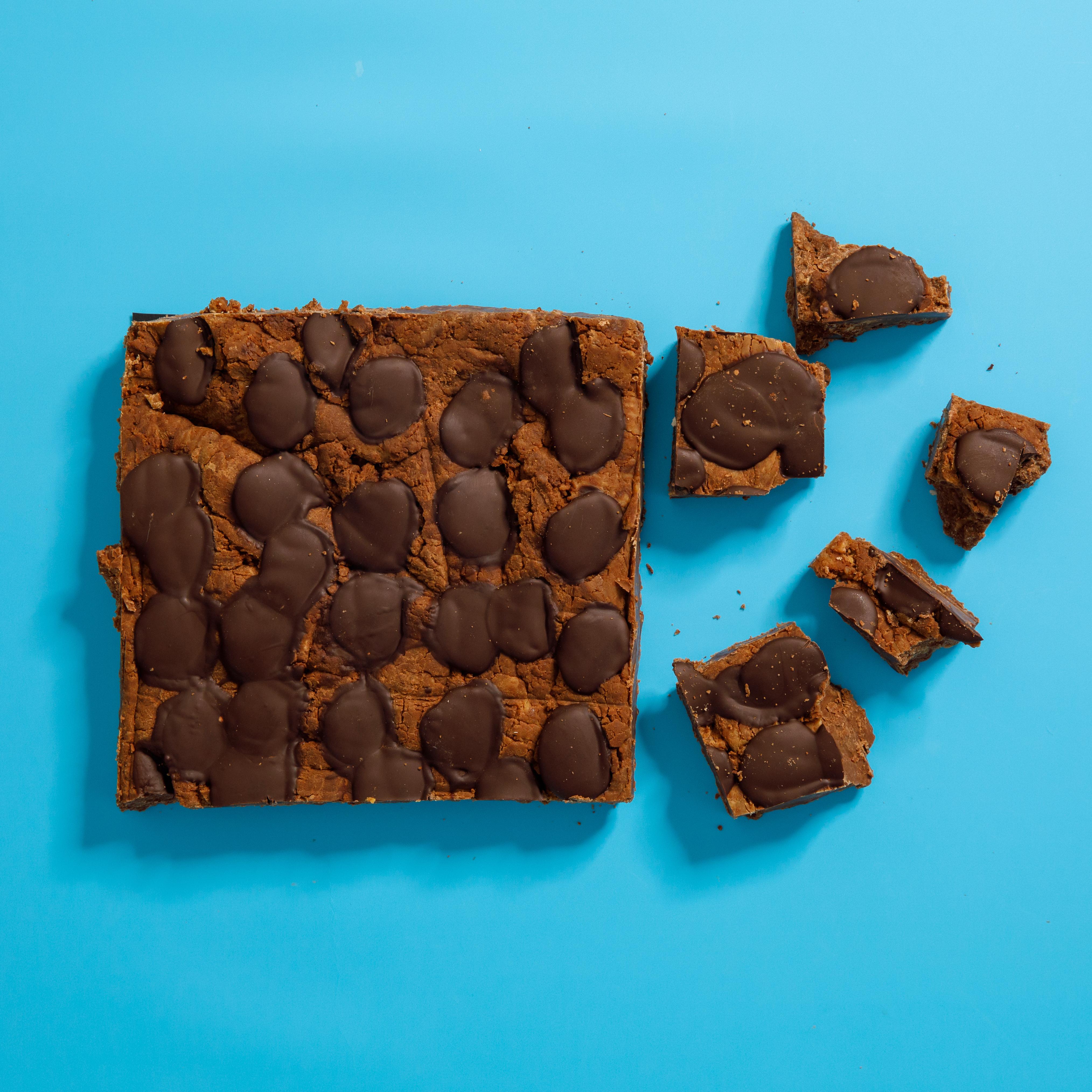 Montezuma's Dark Chocolate Fudge