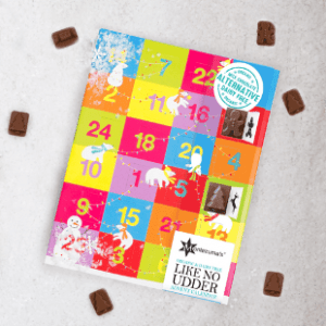 An advent calendar like no udder…