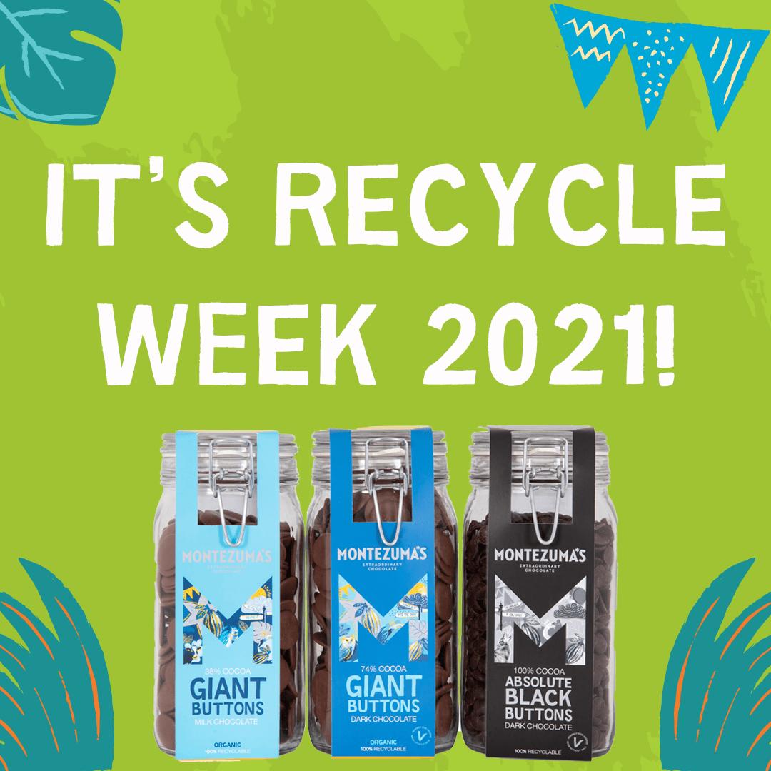 It's Recycle Week 2021!