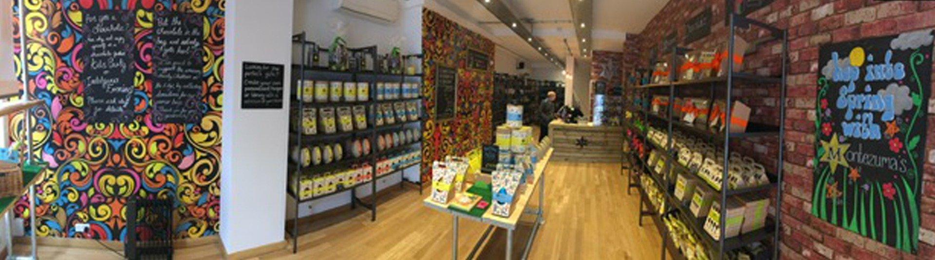 Our Brighton Shop