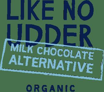 Like No Udder! - Vegan Friendly Milk Chocolate Alternative