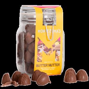 Butter Nutter Truffle Jar
