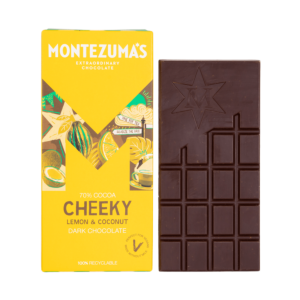 Cheeky - Dark Chocolate with Lemon and Coconut
