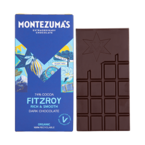 Fitzroy dark chocolate bar