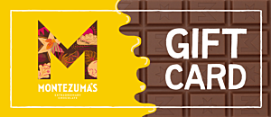 Montezuma's Chocolate gift card