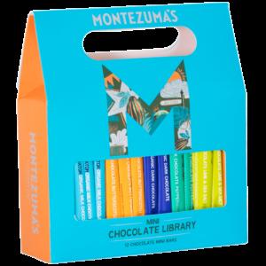 mini bar chocolate collection