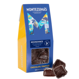 Moondance - Dark Chocolate with Almond Praline Truffles