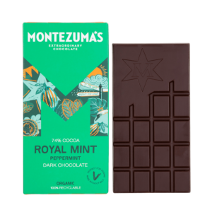 Royal Mint - dark chocolate with peppermint