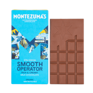 Smooth Operator - Milk Chocolate 37% Cocoa