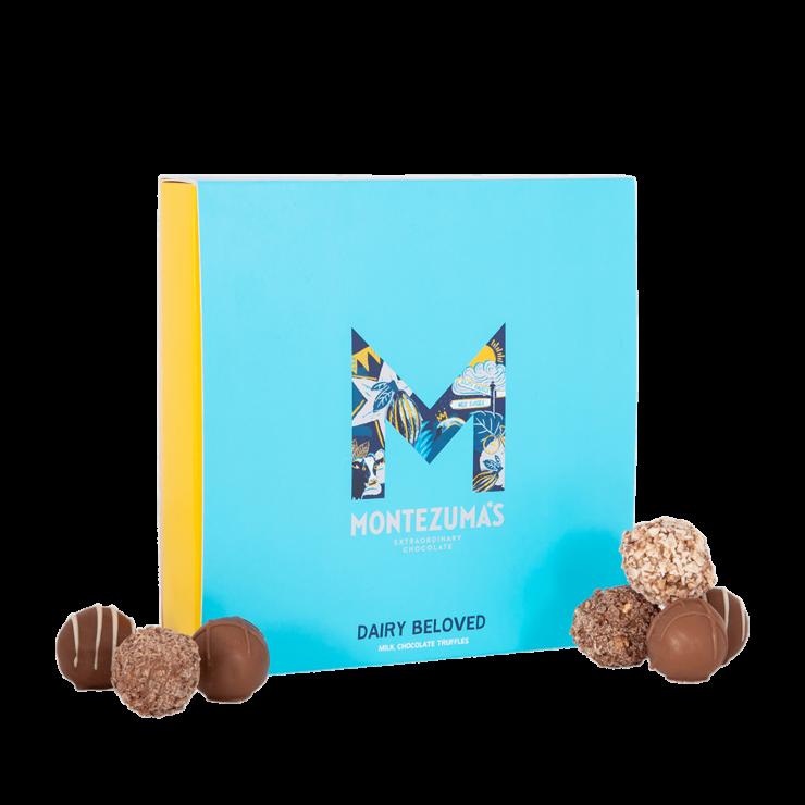 Dairy Beloved - Milk chocolate truffles