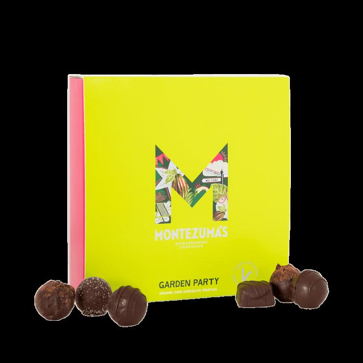 Garden Party - Dark Chocolate, Vegan Friendly