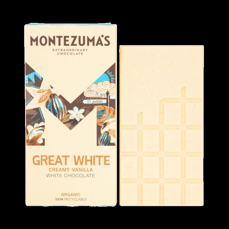 great white chocolate bar