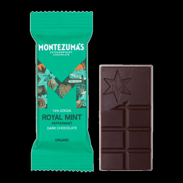 Royal Mint - Dark Chocolate Mini Bars x26