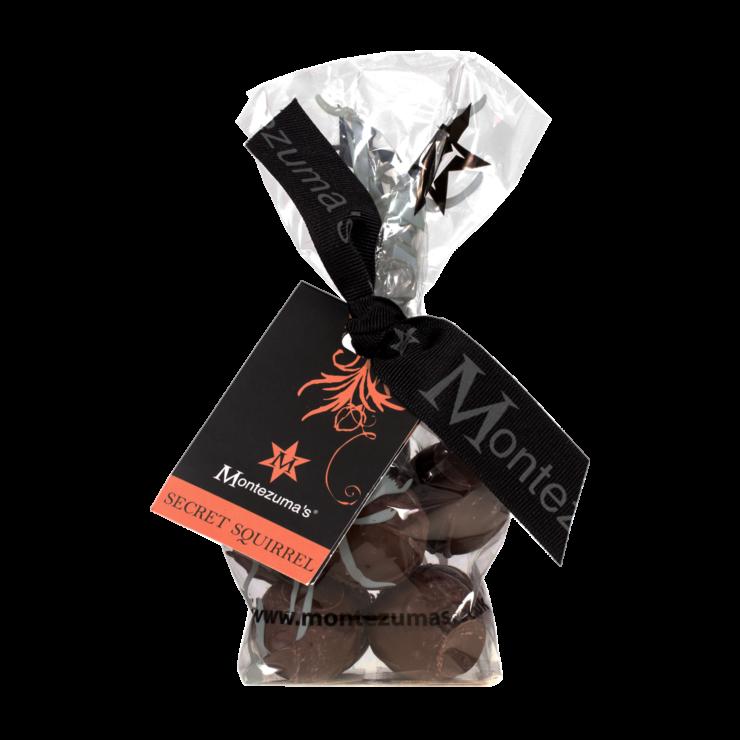 Retro Secret Squirrel - Milk Chocolate Hazelnut Praline