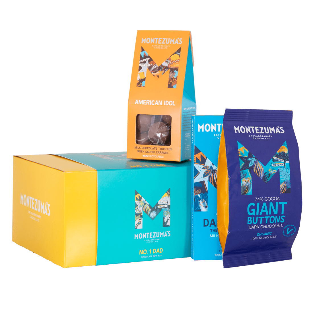 Father's Day Chocolate|Gift Box for Dad