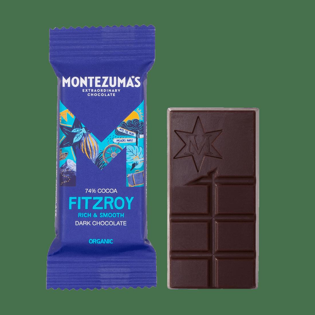 FitzRoy  - Organic Dark Chocolate Mini Bars x26