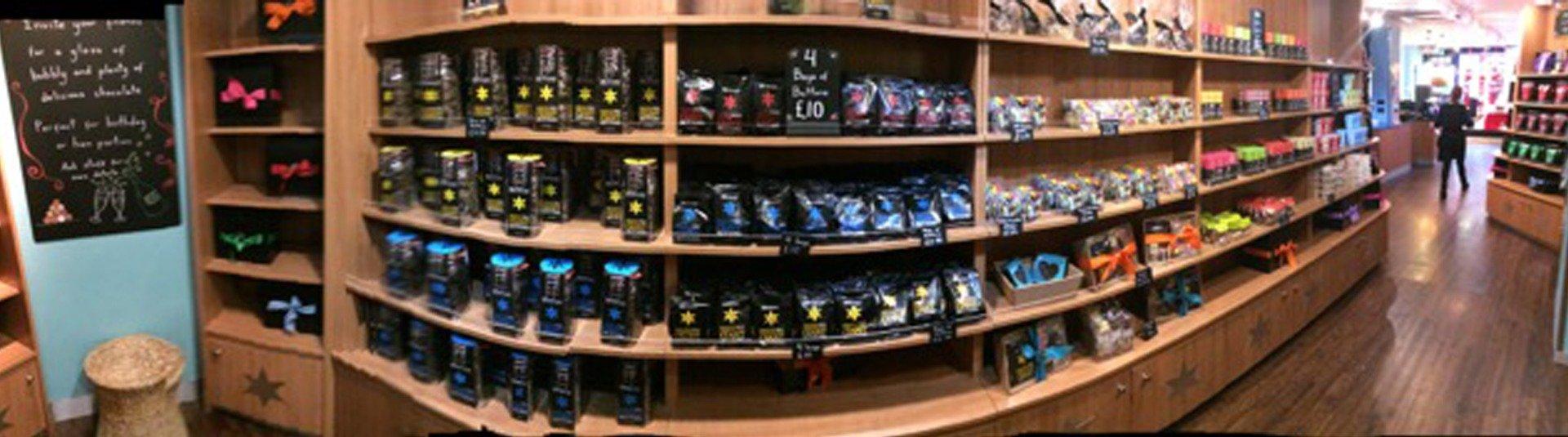 Our London Kingston store
